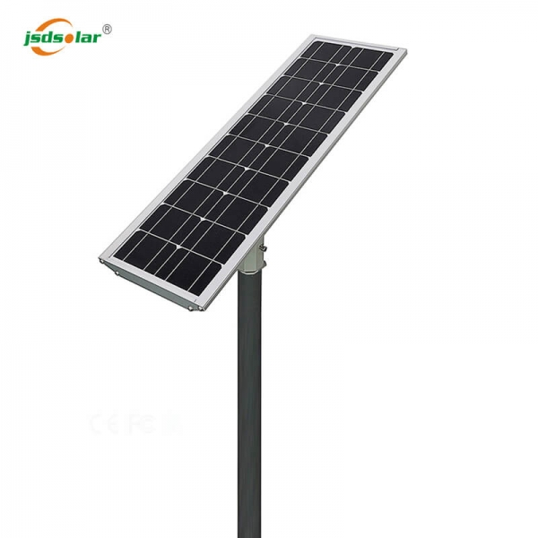 Led Solar Outdoor All In One Street Light With Controller