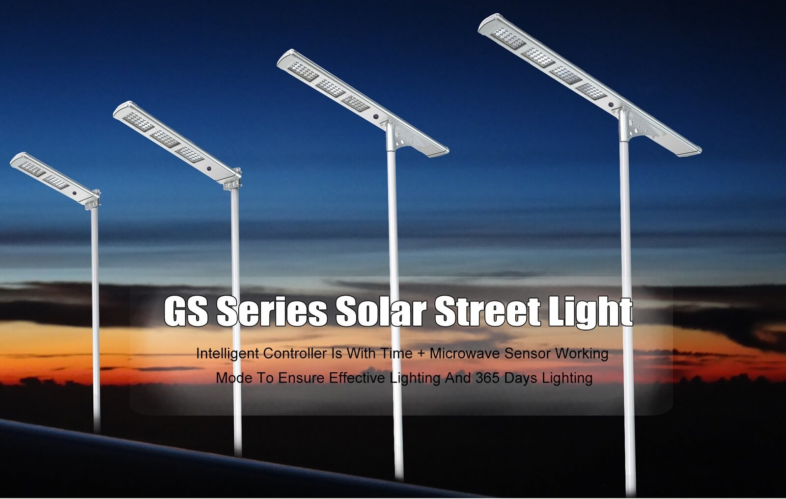 60w solar led street light price